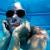 ΑΠΙΣΤΕΥΤΟ – Με μια ανάσα, μένει 22 λεπτά κάτω από το νερό! [βίντεο]