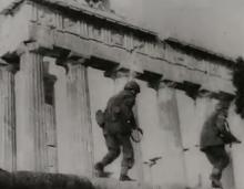Η μάχη της Αθήνας 1944 – Κινηματογραφικό υλικό