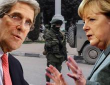 G7 – ΝΑΤΟ καταδικάζουν τη στάση της Μόσχας, σε ρόλο μεσολαβητή η Μέρκελ