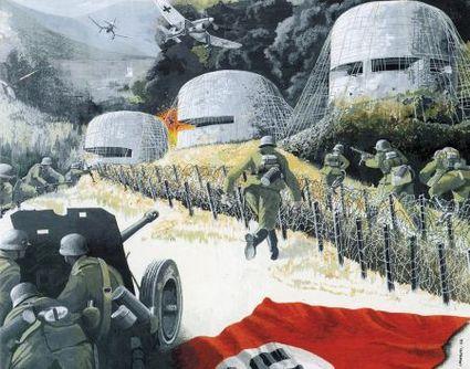 amyntika.gr : roupel1 6 Απριλίου 1941: H μάχη των Οχυρών Ρούπελ – Ο ήρωας Λοχίας Δημήτριος Ίτσιος!!