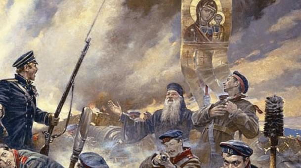Κριμαϊκός πόλεμος, ένα ακόμη επεισόδιο της προαιώνιας ρωσοτουρκικής σύγκρουσης.