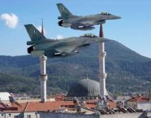 Τουρκικά μαχητικά παραβίασαν εκ νέου τον ελληνικό εναέριο χώρο. Που το πάνε οι Τούρκοι;