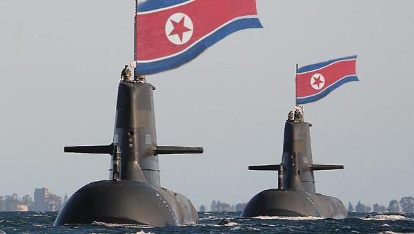 Νέα αποτυχία σε δοκιμή SLBM για τη Βόρεια Κορέα